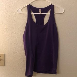 Lucy women's workout top